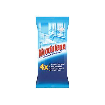 Reckitts Windolene Glass Wipes x 30 RB765043