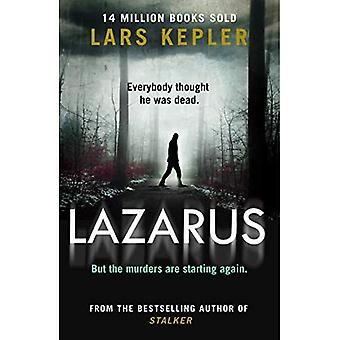 Lazarus (Joona Linna, Book 7) (Joona Linna)