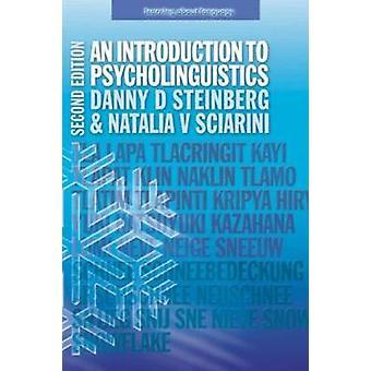 Johdanto Psykolingasisiin kirjoittanut Danny D. Steinberg - 97805825