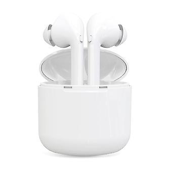 Tws bt 5.0 øretelefon trådløs hodetelefon trådløs stereo hifi ørepropper for iphone android-enheter