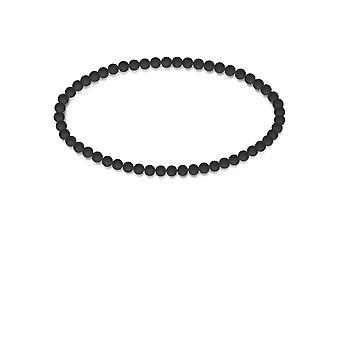 Silicon Rubber Beaded Yoga Bracelet