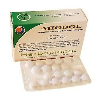 Miodol 20 tablets