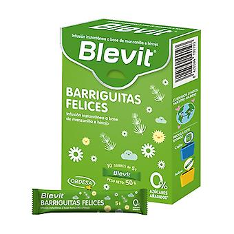 Blevit Infusion Happy Barriguitas 10x5g