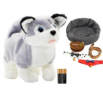 Electronic-pets Robot-dog-walking Interactive-toy