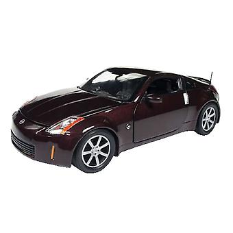 Nissan 350z Coupe (2003) Diecast Modell Bil