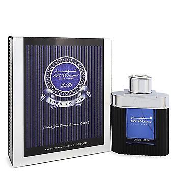 Al Wisam Evening Eau De Parfum Spray By Rasasi 3.33 oz Eau De Parfum Spray
