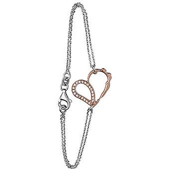 Armband smycken ADY516 - armband Aphrodite Sentimento pengar kvinna zirkoniumoxid Jourdan
