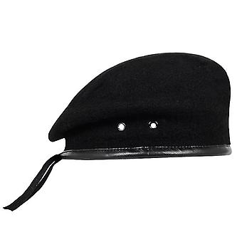 Mens Army Woolen Beanies Outdoor Breathable Soldier Berets Caps