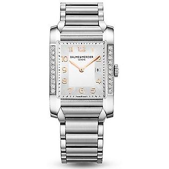 Baume & mercier watch hampton quartz moa10023
