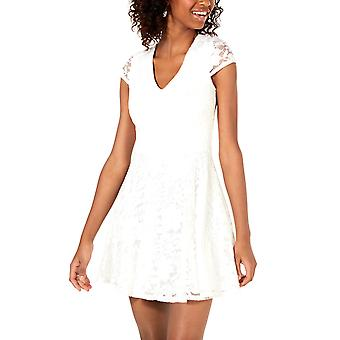 Β Ντάρλιν | Δαντέλα Γραβάτα-Πίσω Fit & Flare Φόρεμα