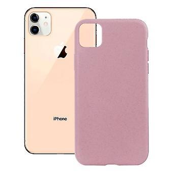 Pokrowiec na telefon komórkowy iPhone 12 Mini KSIX Eco-Friendly