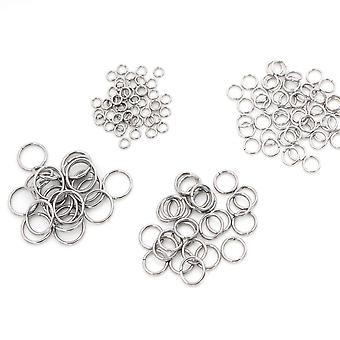 200pcs Stainless Steel Diy Jewelry Findings (en 200pcs Stainless Steel Diy Jewelry Findings)