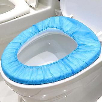 Wegwerp plastic toiletbrilhoes