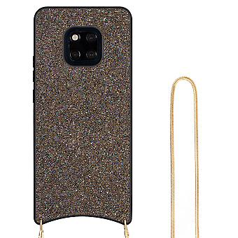 H-basics phone chain for Huawei Mate 20 Pro necklace case cover