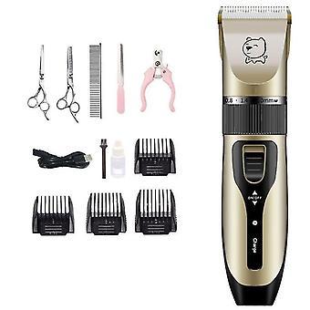 Pet Shaver Dog Hair Clipper Haircut Professional Pet Clipper Hair Clipper