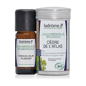 Organic Atlas Cedar essential oil 10 ml of essential oil