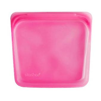 Platina silikonpåse M (rosa) 1 enhet