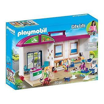 Playset City Life Playmobil