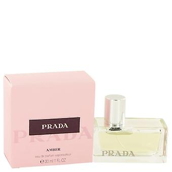 Prada Amber Eau De Parfum Spray Af Prada 1 ounce Eau De Parfum Spray