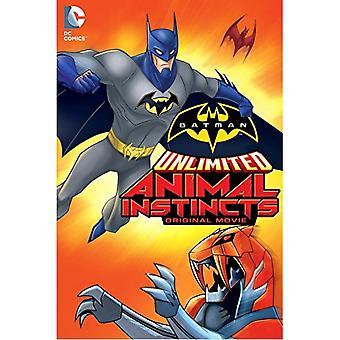 バットマン無制限:動物の本能DVD