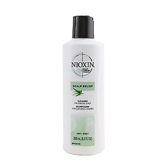 Nioxin Scalp Relief Cleanser (For Sensitive Scalp) 200ml/6.7oz