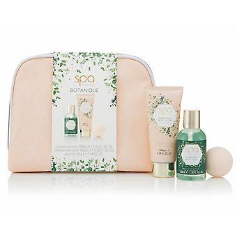 Style & Grace Spa Botanique Cosmetic Bag Set
