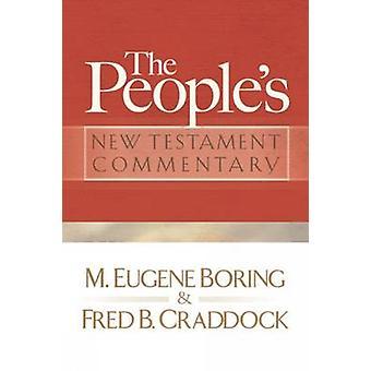 الشعب & apos تعليق العهد الجديد من قبل م. يوجين مملة -- 978066423