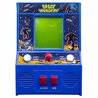 Space invaders mini arcade machine electronic game