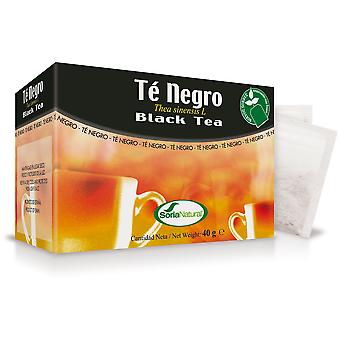 Sorian luonnolliset infuusiot de thé noir