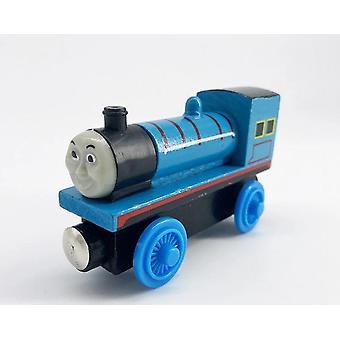 Томас Деревянный поезд Магнитный деревянный поезд автомобиль игрушка
