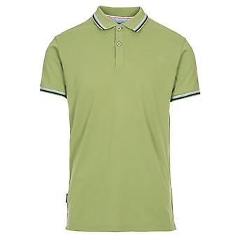Trespass Heren Polobrook Polobrook Polo Shirt met korte mouwen
