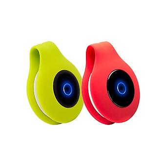 Electrostimulator iWatMotion Reflyx Zen Silicone Red Lime (2 uds)