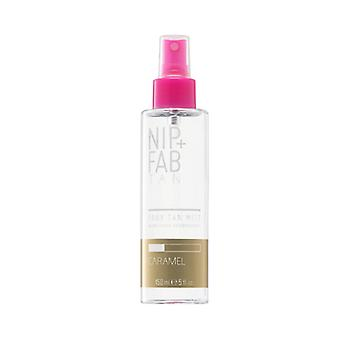 NIP+FAB Faux Tan Mist 150ml - Caramel