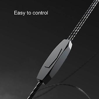 QKZ AK2 3,5 mm kablede hodetelefoner