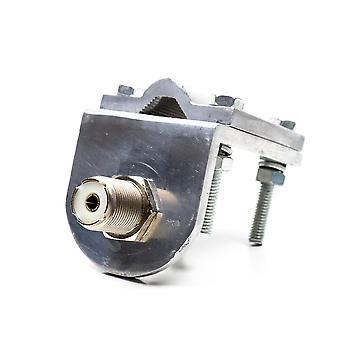 Hliníková podpera PNI P-1 pre montáž antény na zrkadlo alebo kovovú tyč