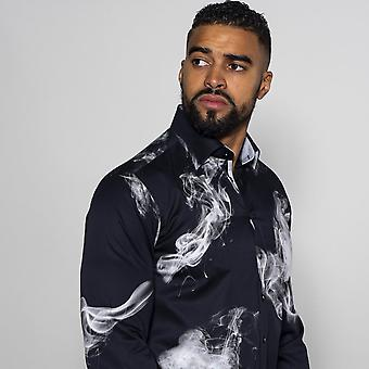 NON-DISCOUNTED / SALE ITEM Smoke Print Shirt