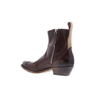 Golden Ganso Santiago Piel Sombreada Bruin Superior GWF00134F00050540289 zapato