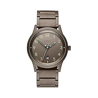 MVMT Analoog Horloge Herenkwarts met Roestvrijstalen Band 28000020-D