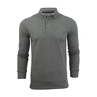 French Connection Brunswick Tipping T-Shirt, Grey, L Man