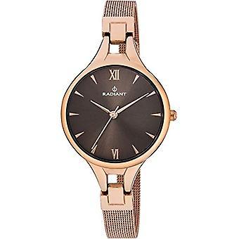 Radiante reloj analógico de cuarzo mujer con correa de acero inoxidable RA423204