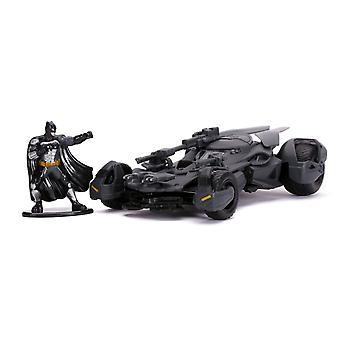Batmobile (Avec Batman Figure) de Justice League