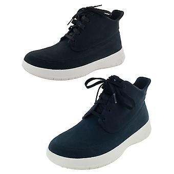 Fitflop Femmes Sporty Pop Softy High Top Chaussures Sneaker