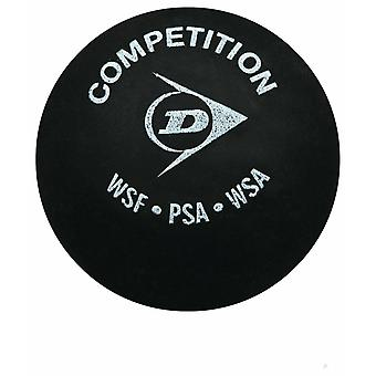 Dunlop Competition Squash Balls (Pack of 3)