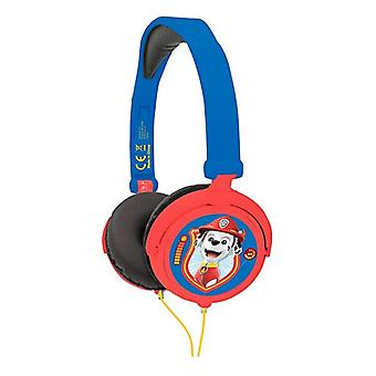 Foldable Headphones Paw Patrol Lexibook