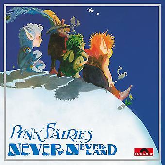 Roze Feeën - Never Neverland Vinyl