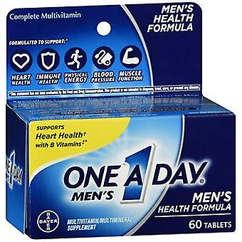 One-A-Day One A Day Men's Health Formula Multivitamin - Multimineral Tablets, 60 Tabs