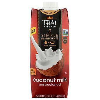 מטבח תאילנדי חלב קוקוס, מארז של 6 X 25.36 עוז