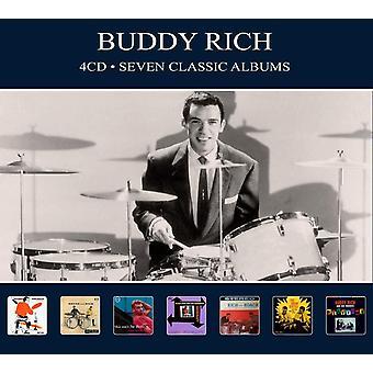 Buddy Rich – Seven Classic Albums CD