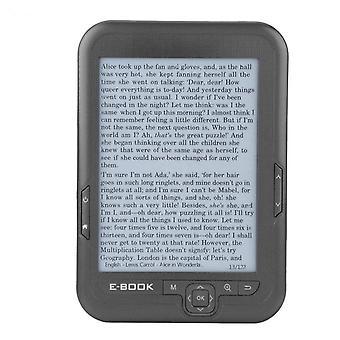 Portabil E-book Reader E-cerneală 16GB 8GB 4GB E-book Reader Citeste