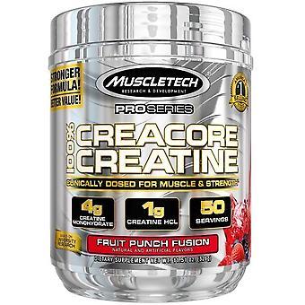 CreaCore Creatine, Fruit Punch Fusion - 326 grams